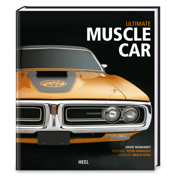 Bildband: Ultimate Muscle Car