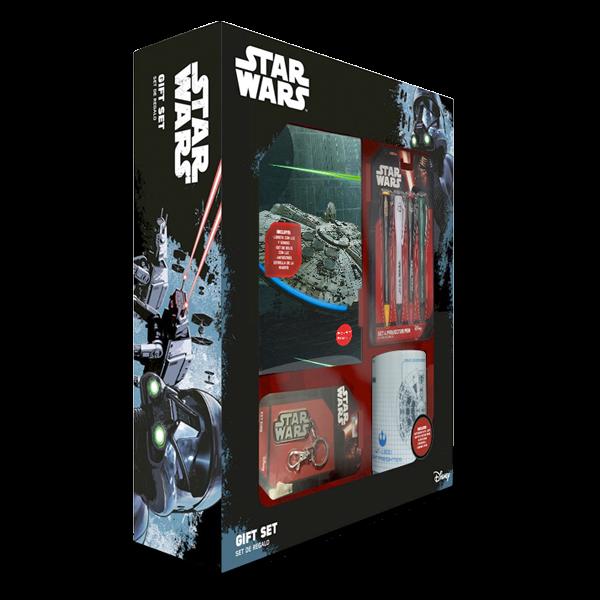 Star Wars Geschenkset 7-teilig