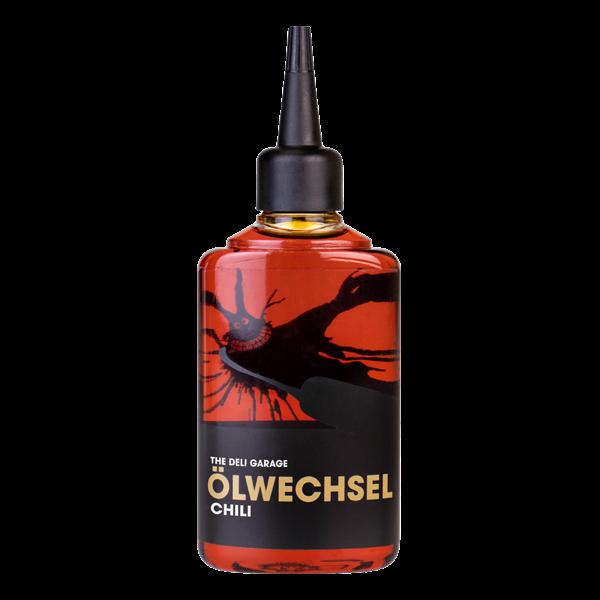 "Ölwechsel ""Chili-Öl"""