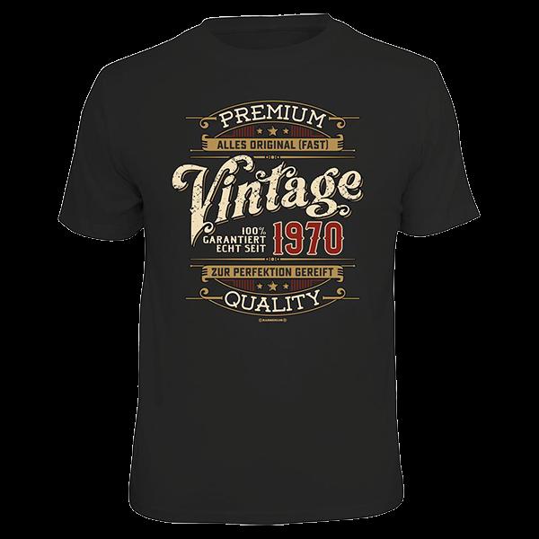 "T-Shirt ""Vintage - 1970"""