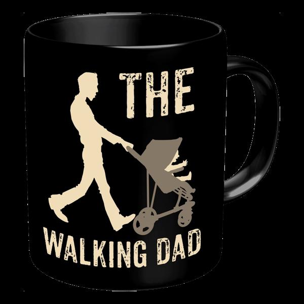 """Tasse """"The walking Dad"""""""