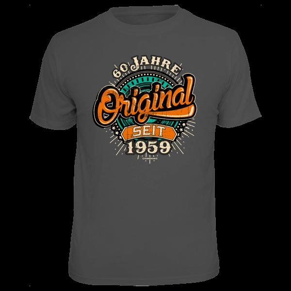 """T-Shirt """"Original seit 1959"""""""