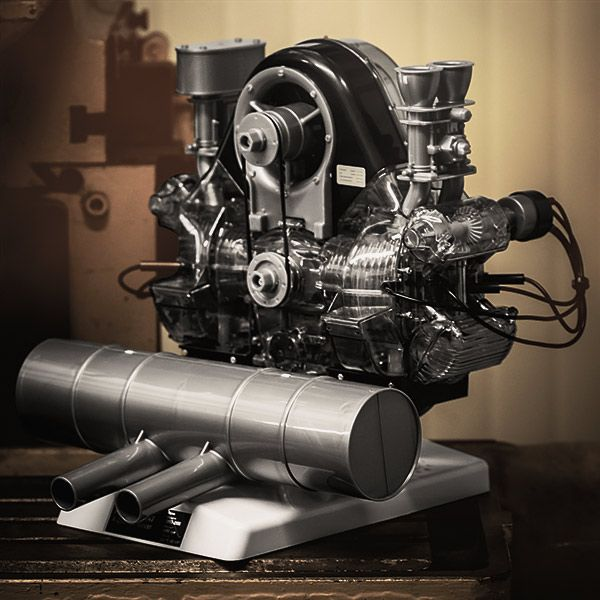 Motor-Bausatz Carrera Rennmotor
