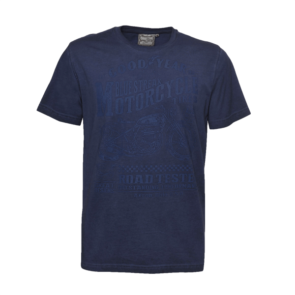"Goodyear T-Shirt ""Road Tested"""