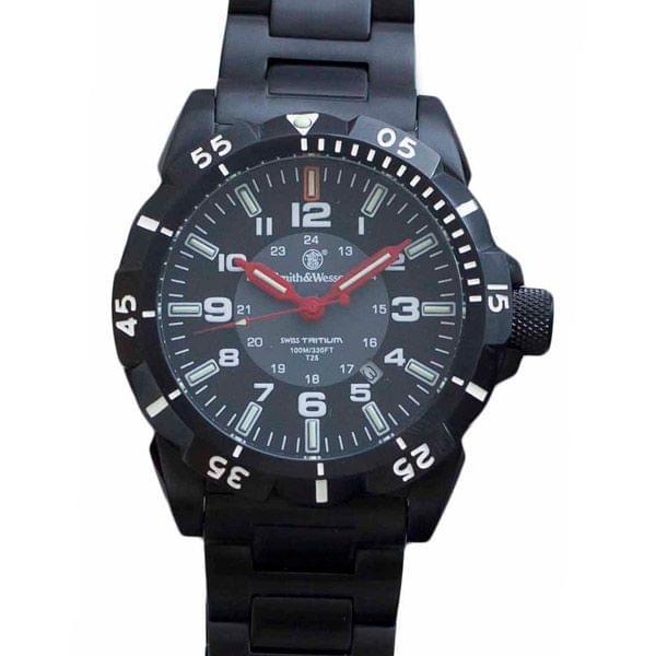 """S&W Armbanduhr Modell """"Emissary Tritium"""""""