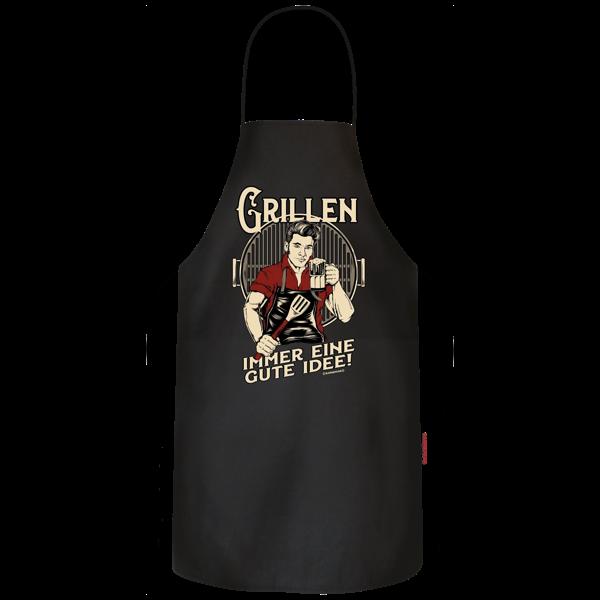 """Grill- und Kochschürze """"Grillen"""""""