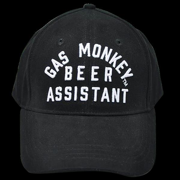 """Gas Monkey Garage Cap """"Beer Assistant"""""""