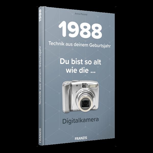 1988 - Technik aus deinem Geburtsjahr