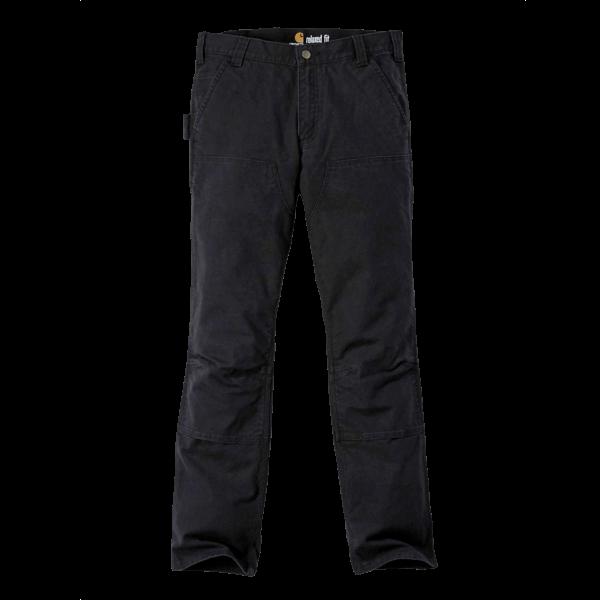 Stretch-Duck Workwear Hose mit Kniepolstertasche von Carhartt