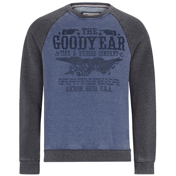 "Goodyear Sweatshirt ""Stoney Creek"""