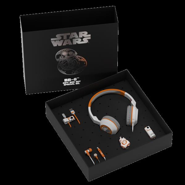 """5-teiliges Star Wars Geschenkset """"BB-8"""""""