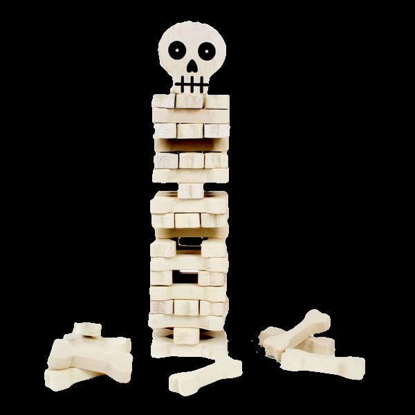 """Spielturm """"Totenkopf- und Knochenstapel"""""""