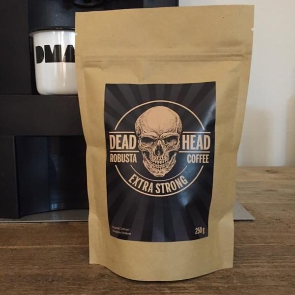 Dead Head Kaffee – Extra Strong