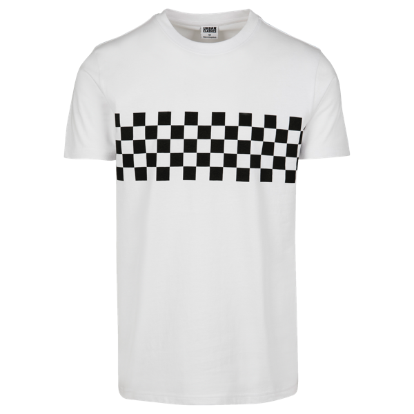 """T-Shirt """"CheckPanel"""" von Urban Classics"""