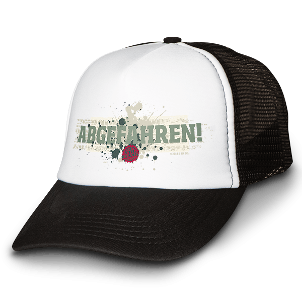 """Steel Buddies Trucker-Cap """"Abgefahren!"""""""