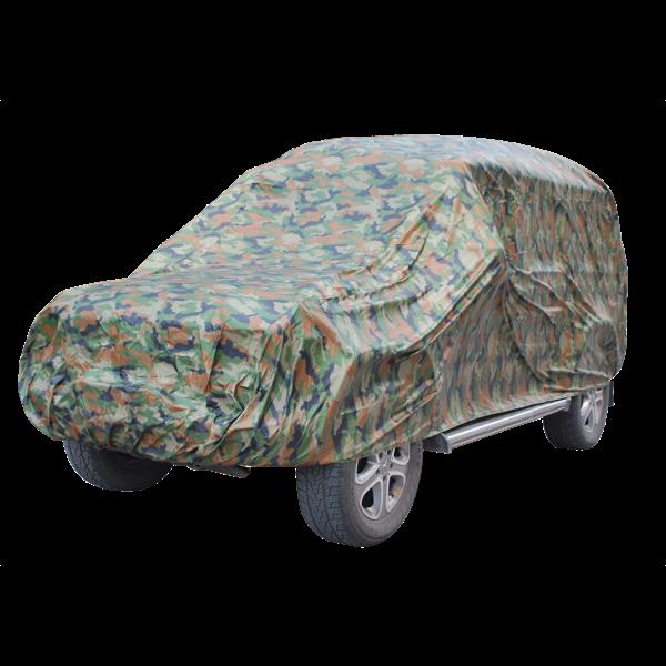 """Autoschutz-Garage """"Camouflage"""""""