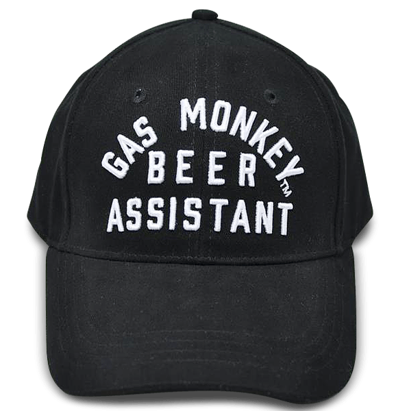 "Gas Monkey Garage Cap ""Beer Assistant"""