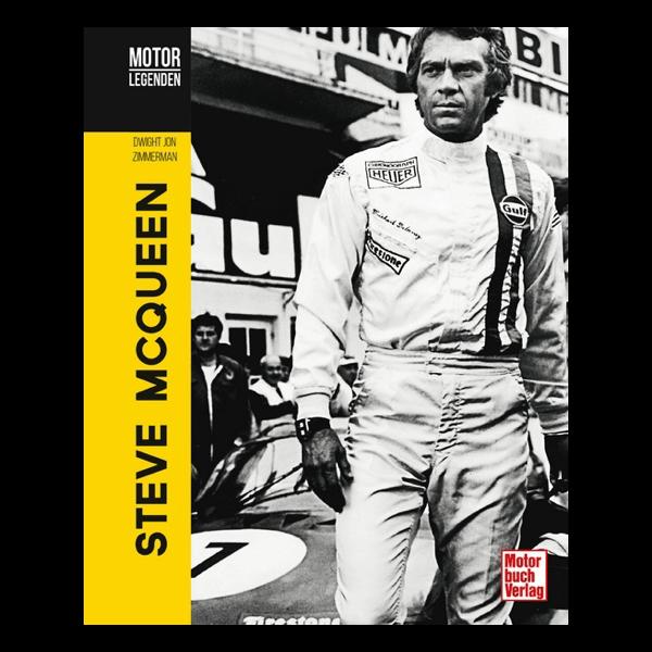 Motor Legenden - Steve McQueen