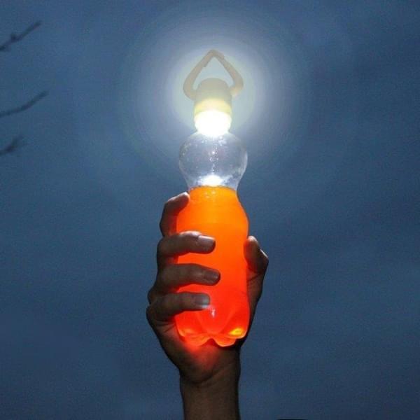 LED Flaschenlicht für PET-Flaschen