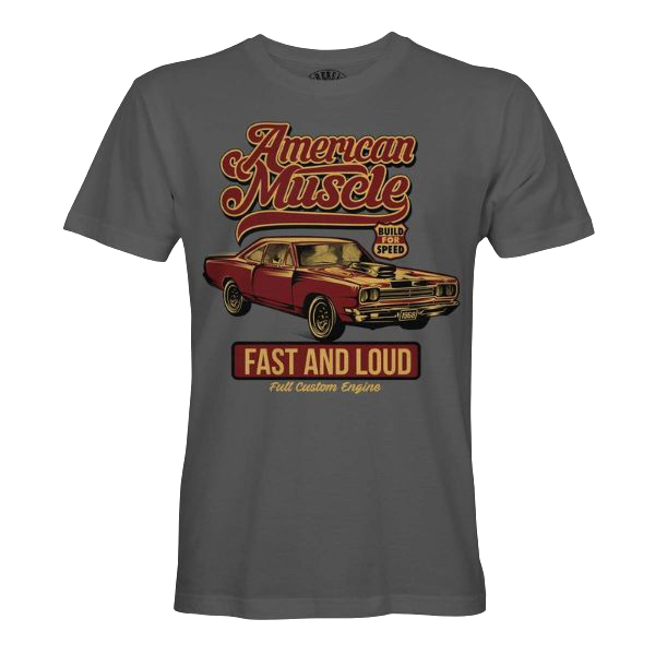 "T-Shirt ""Fast and Loud"""
