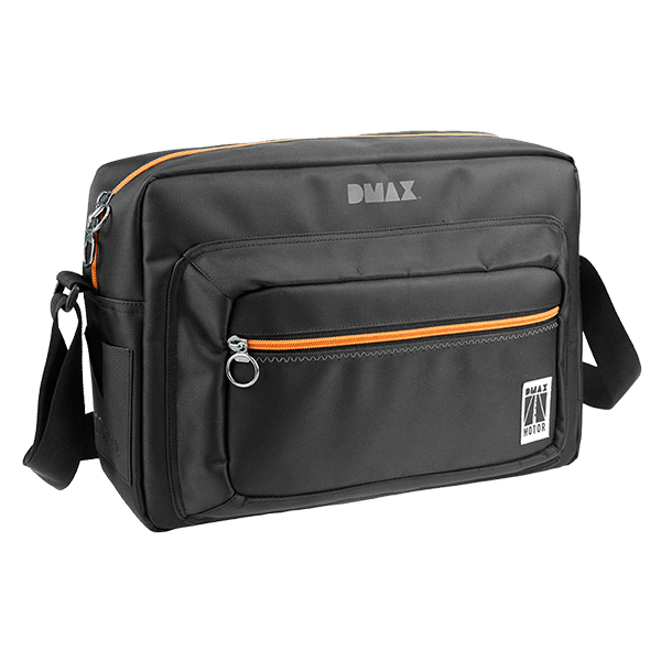 "DMAX Messenger Bag ""Motor-Edition"""