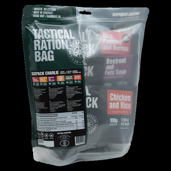 "Tactical Foodpack ""2-Tage-Set Charlie"""