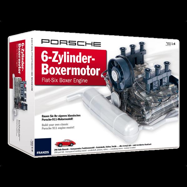 Motor-Bausatz Porsche 911 Boxer