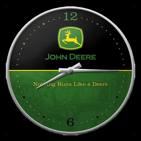 "Wanduhr ""John Deere"""