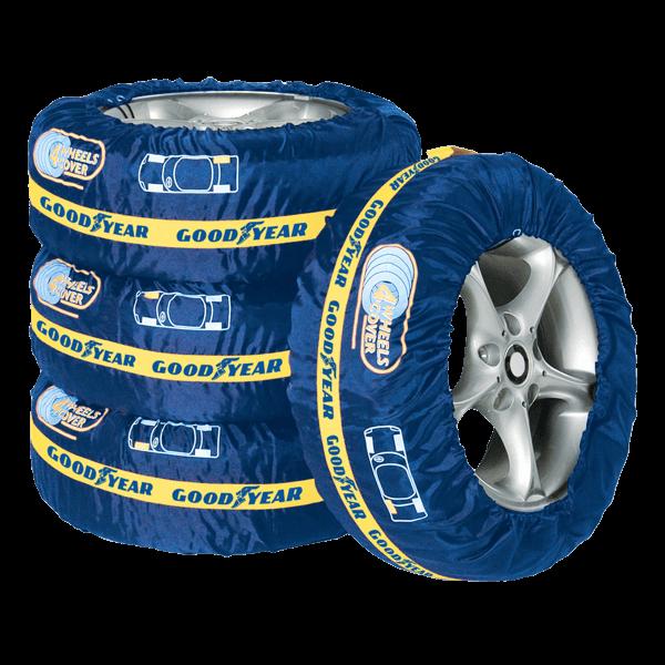 Goodyear Reifentaschen-Set 4-teilig