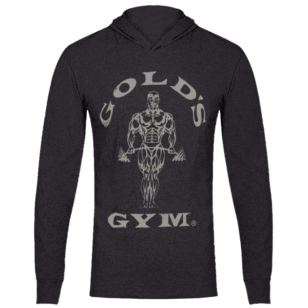"Kapuzenshirt ""Gold's Gym"""