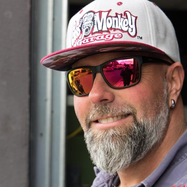 "DMAX Sonnenbrille ""Digger"" Modell Greg"