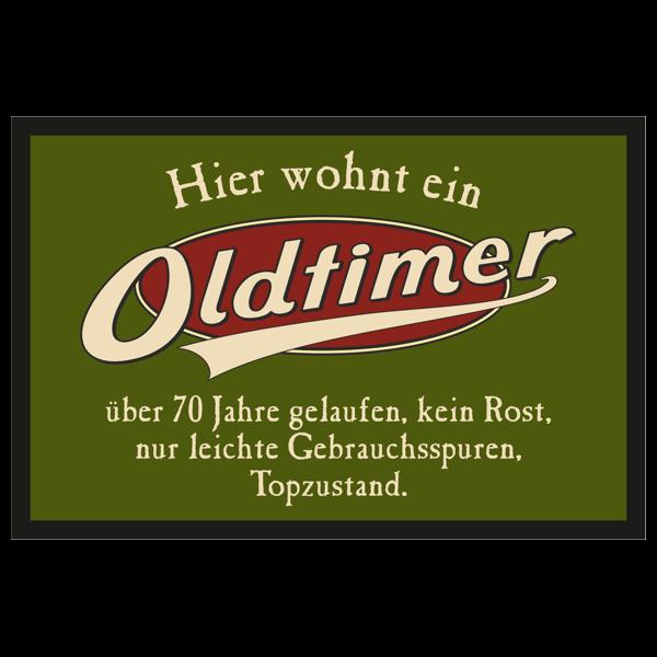 "Türmatte ""Oldtimer"" 70"