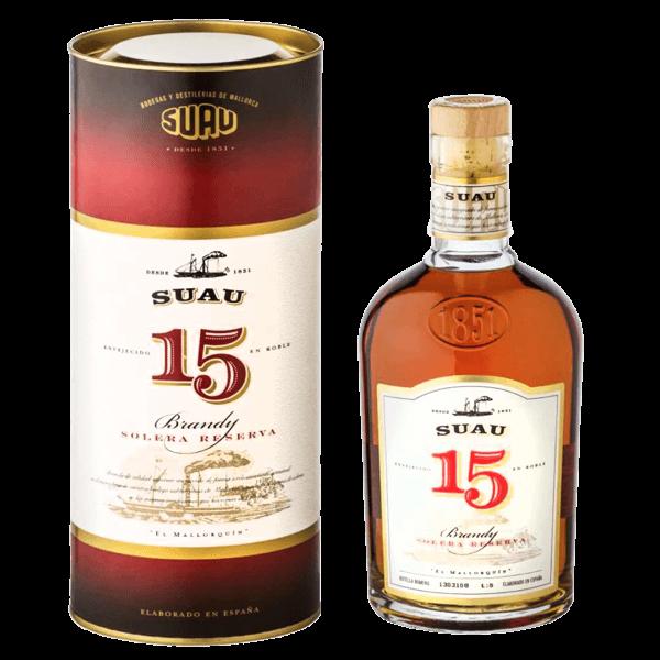Brandy Reserva 15 Jahre