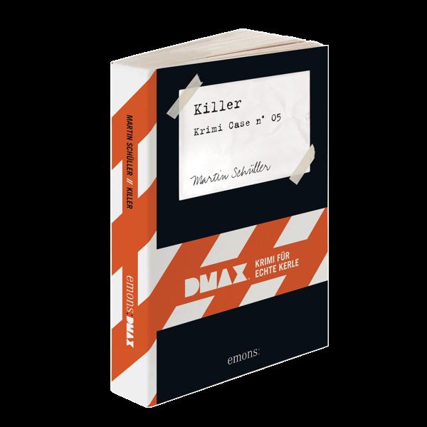 """DMAX Krimi """"Killer"""" von Martin Schüller"""