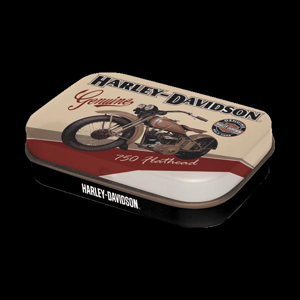 "Pillendose ""Harley-Davidson"""
