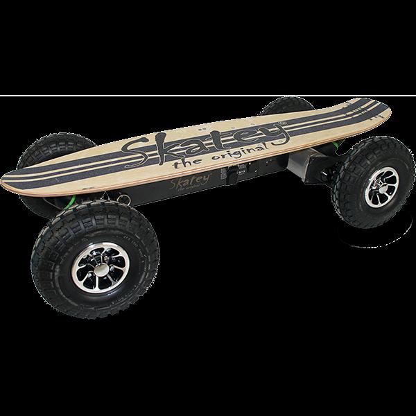 Offroad E-Skateboard (38 km/h schnell)