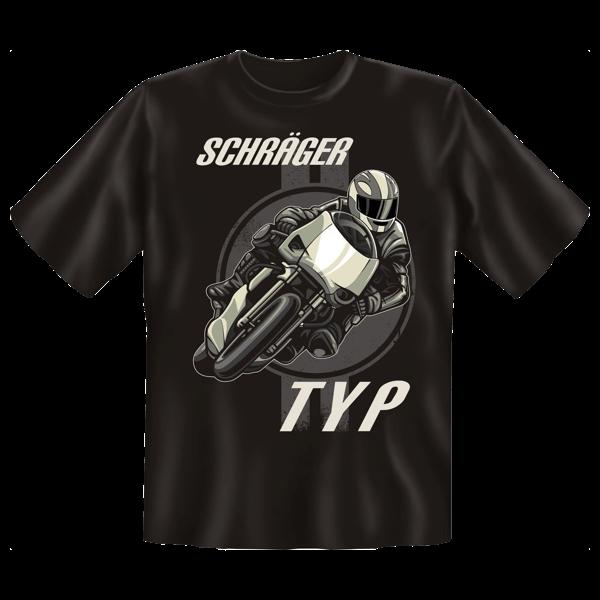 """T-Shirt """"Schräger Typ"""""""