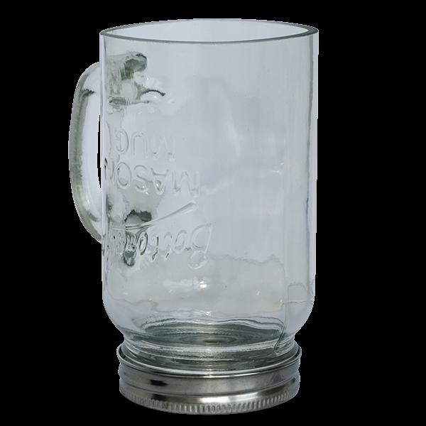 """Trinkglas """"Crazy Mason Mug"""""""