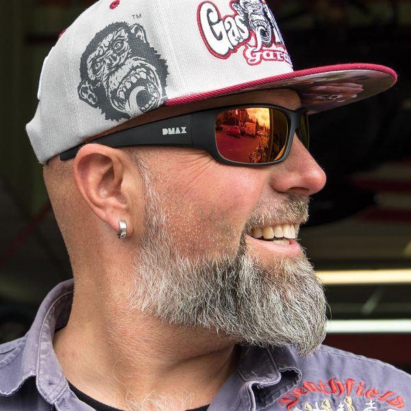 "DMAX Sonnenbrille ""Biker"" Modell Wyatt"