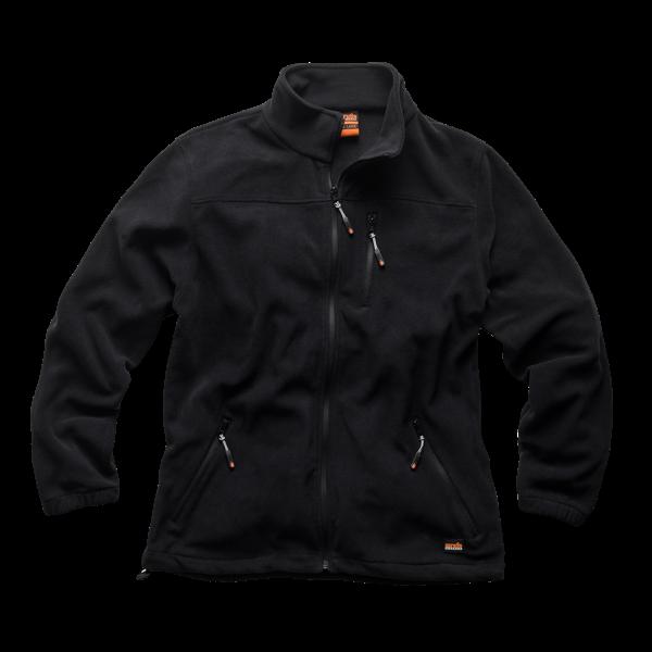 Wasserabweisende Workwear Fleece Jacke