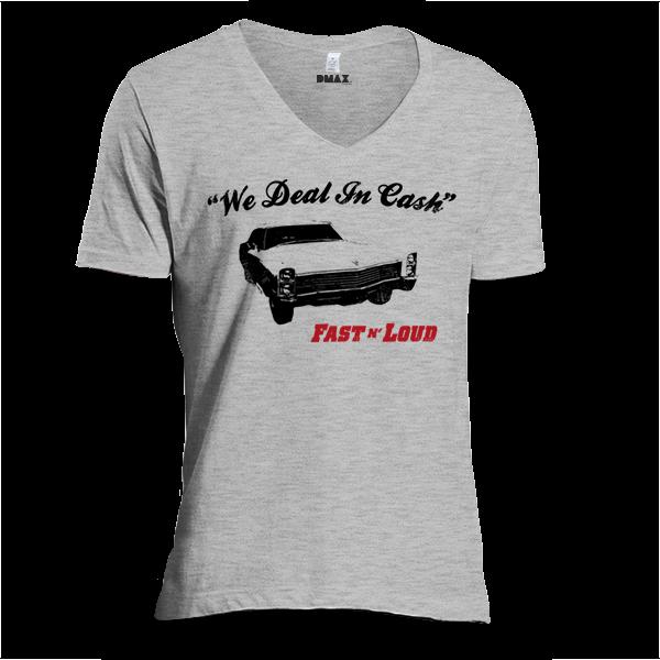 "T-Shirt ""Fast N' Loud Cash"""