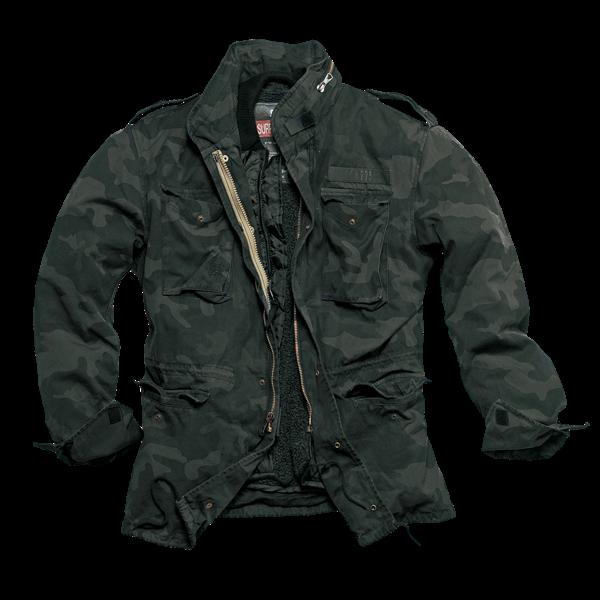 M65 Regiment Jacket mit heraustrennbarer Innenjacke
