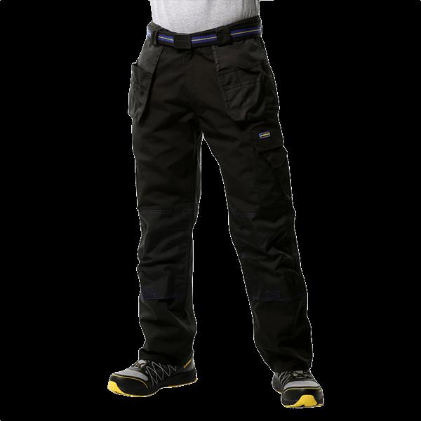 Workwear Hose mit festen Holstertaschen von Goodyear