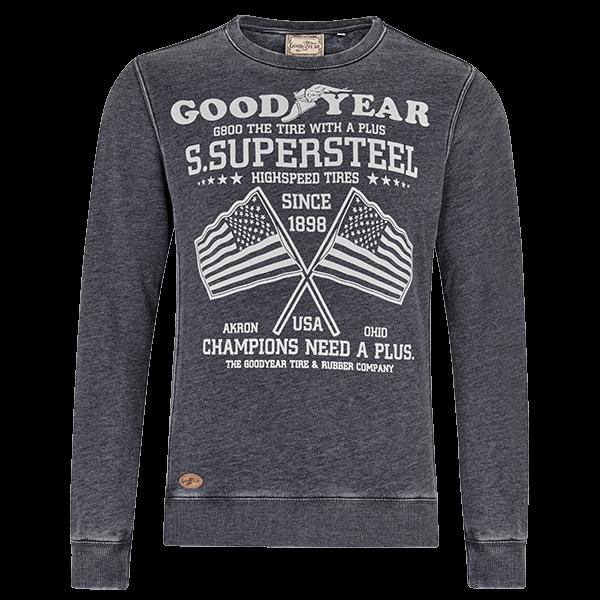 """Goodyear Sweatshirt """"Ceylon"""""""