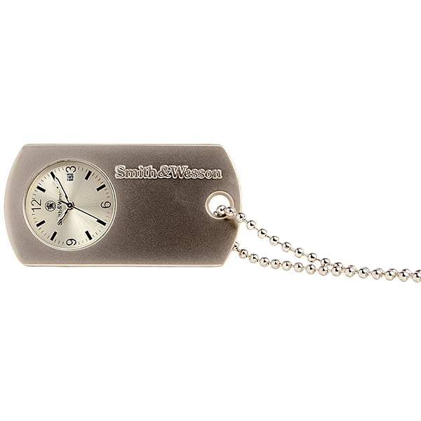 "S&W Modell ""Dog Tag Watch"""