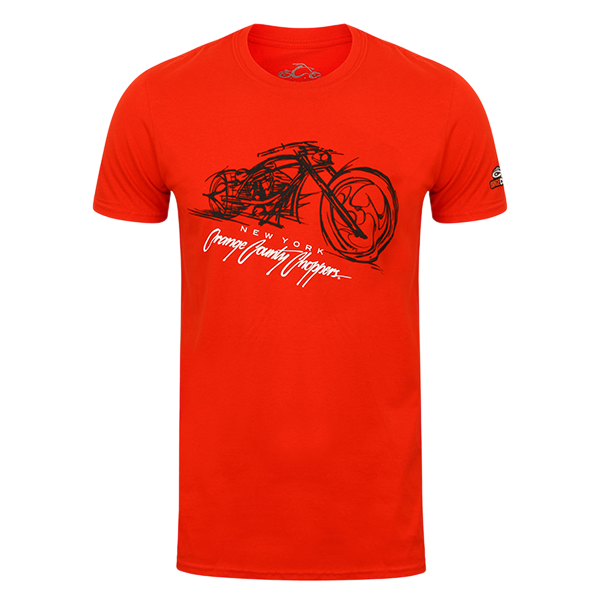 "OCC T-Shirt ""Bike Render"""