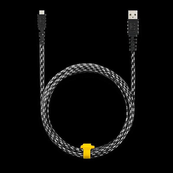 CAT USB Lade- und Datenkabel Micro-USB