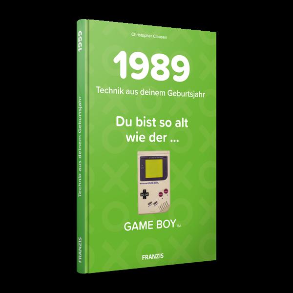 1989 - Technik aus deinem Geburtsjahr