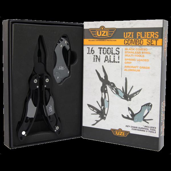 UZI 16-in-2 Multitool Set