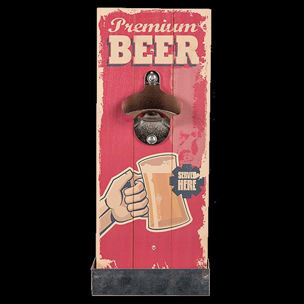 """Flaschenöffner """"Premium Beer"""""""